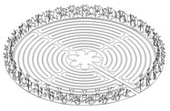 Labyrinth Surround - Community Circle