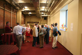 Stanley Center for the Arts Opening Reception