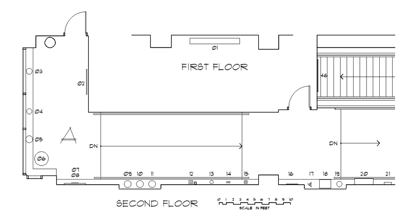 Second Floor Part A