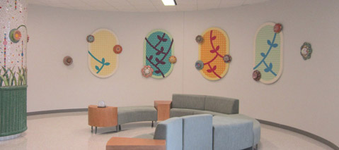 painted aluminum wall panels